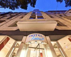 香港-杜塞爾多夫自由行 法國航空公司-麥迪遜杜塞爾多夫火車總站諾富姆酒店