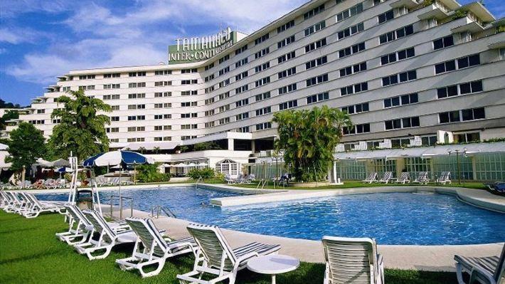 加拉加斯塔馬納科洲際酒店