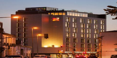 瑞士國際航空+波爾圖市中心高級酒店