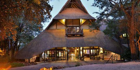 南非航空維多利亞大瀑布野生動物園套房酒店