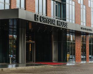 香港-加里寧格勒自由行 法國航空公司水晶之家套房 SPA 酒店