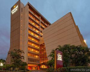 香港-圣何塞自由行 荷蘭皇家航空公司-克羅比奇皇冠假日酒店