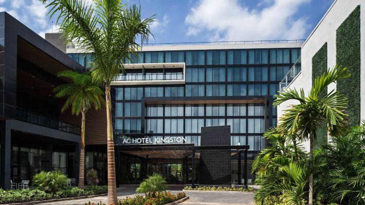 牙買加金斯敦萬豪 AC酒店