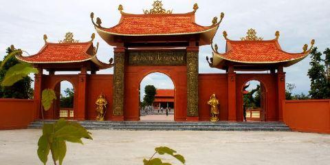 越南航空公司+芹苴伊利斯酒店