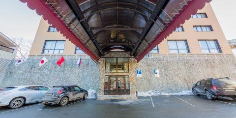 國泰航空海參崴阿斯托利亞酒店