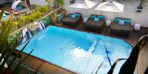 新西蘭航空樂拉岡酒店