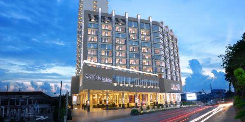 印尼嘉魯達航空+巴淡阿斯頓住宅酒店
