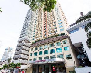 香港-吉隆坡自由行 長榮航空皇家酒店