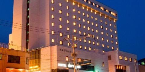 日本航空公司長崎新地中華街多米酒店