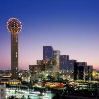 達拉斯凱悅大酒店(Hyatt Regency Dallas)