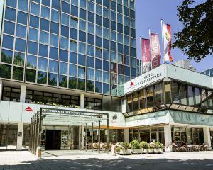 香港-林茨自由行 德國漢莎航空-林茨席勒公園奧地利流行酒店