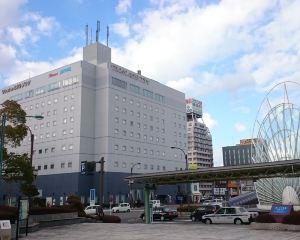 香港-米子自由行 韓亞航空公司米子華盛頓廣場酒店