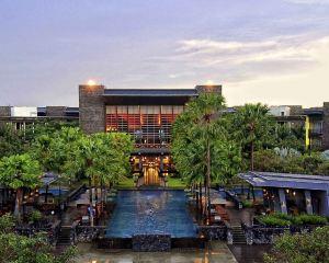 香港-巨港自由行 新加坡航空-巨港諾富特酒店