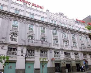 香港-畢爾巴鄂自由行 法國航空公司庫裏森斯考特爾酒店
