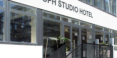 芬蘭航空公司CPH一室公寓酒店