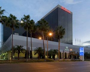 香港-洛杉磯 3天自由行 國泰航空+洛杉磯機場希爾頓酒店