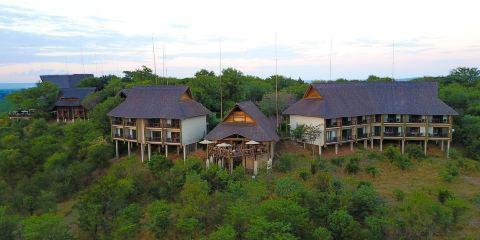 埃塞俄比亞航空維多利亞大瀑布撒法裏俱樂部酒店