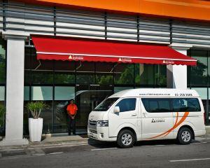 香港-怡保自由行 新加坡航空-怡保城市快捷酒店