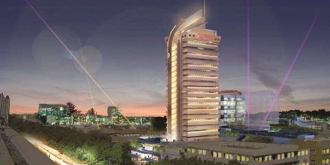 南非航空+路沙卡社會商業園區希爾頓花園酒店