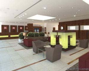 香港-法蘭克福自由行 阿聯酋航空希爾頓花園法蘭克福空港酒店
