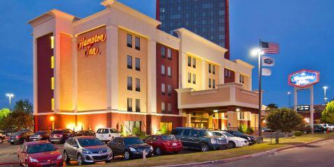 英國航空俄克拉何馬城西北歡朋酒店