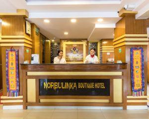 香港-加德滿都自由行 Etihad Airways諾爾布林卡精品酒店
