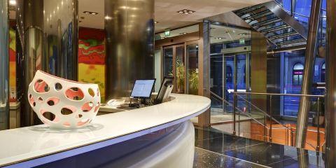 土耳其航空+博洛尼亞中心烏納酒店