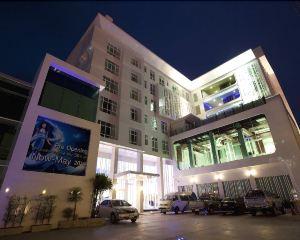 香港-孔敬自由行 泰國國際航空公司孔敬冰川酒店