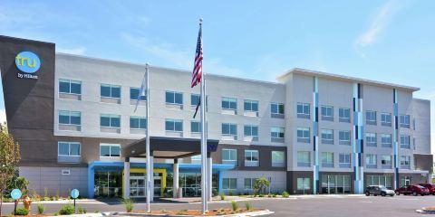美國達美航空公司+愛達荷福爾斯希爾頓特魯酒店