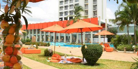 埃塞俄比亞航空+阿比讓科特迪瓦索菲特酒店