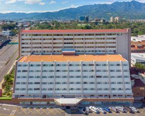 香港-圣何塞自由行 美國聯合航空克羅比奇皇冠假日酒店
