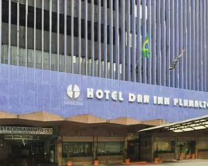 香港-圣保羅自由行 阿聯酋航空普拉納爾託丹酒店