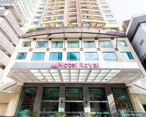 香港-吉隆坡自由行 中華航空公司皇家酒店
