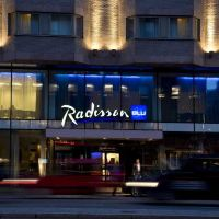 斯德哥爾摩皇家維京麗笙酒店(Radisson Blu Royal Viking Hotel Stockholm)
