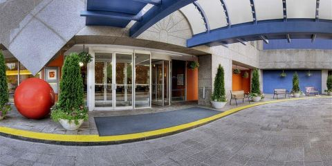 德國漢莎航空諾富特多倫多北約克酒店