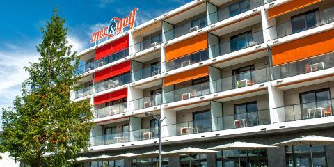 荷蘭皇家航空公司+梅爾波爾多布魯日高爾夫公寓酒店