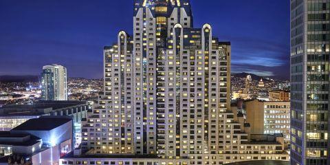 中國國際航空公司舊金山馬奎斯聯合廣場萬豪酒店