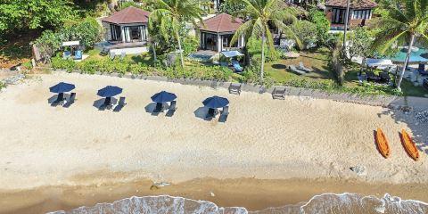 香港航空+奧瑞格蘇梅島海灘度假酒店