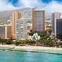 歐胡島夏威夷·火奴魯魯希爾頓威基基海灘酒店(Hilton Waikiki Beach Hotel Oahu Honolulu)