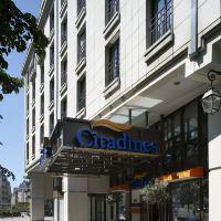 巴黎馨樂庭頂級酒店(Citadines les Halles Paris)