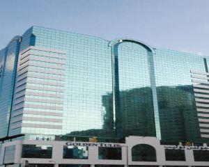 香港-沙迦自由行 印度捷特航空公司-沙迦金色鬱金香酒店式公寓
