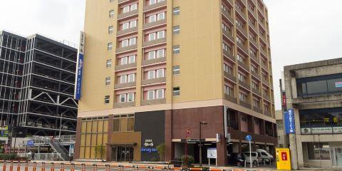 韓亞航空公司富山多米酒店