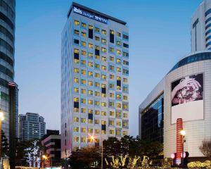 香港-釜山自由行 釜山航空釜山海雲台宜大使宜必思快捷酒店