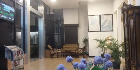 印尼嘉魯達航空+Queen City Hotel Banjarmasin (A HARBOUR SIDE HOTEL)