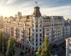 香港-基輔自由行 德國漢莎航空基輔普瑞米爾宮酒店