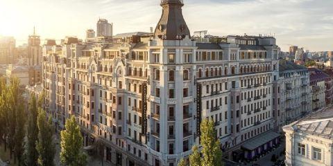 德國漢莎航空基輔普瑞米爾宮酒店