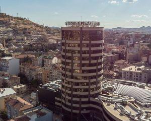 香港-內夫謝希爾自由行 土耳其航空-內夫謝希爾 - 卡帕多奇亞皇冠假日酒店