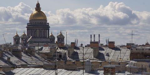 AIR ASTANA+聖彼得堡涅夫斯基大街格蘭德酒店