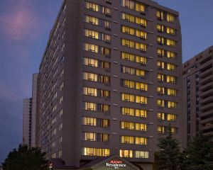 香港-倫敦(加拿大)自由行 美國聯合航空倫敦市中心萬豪居家酒店