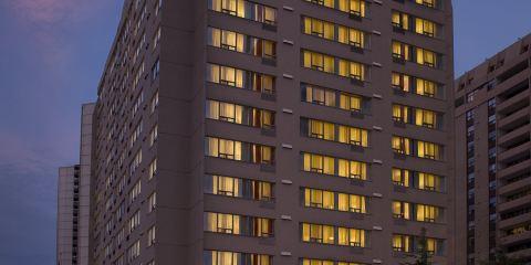 美國聯合航空倫敦市中心萬豪居家酒店